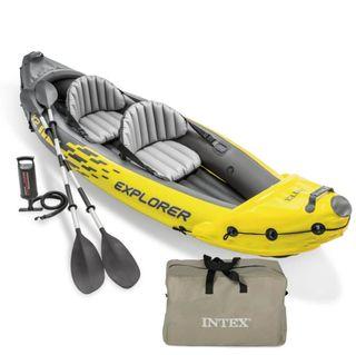 Explorer K2 - Kayak inflable para 2 personas