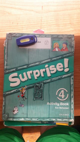 Activity book Surprise!
