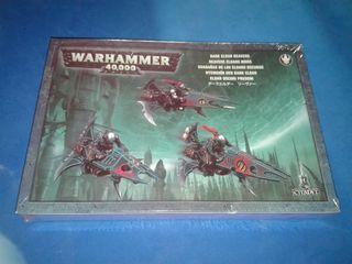 Warhammer 40000 guadañas de los eldars oscuros