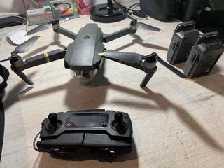 Dron DJI Mavic Pro fly more combo como nuevo
