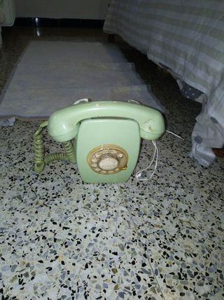 teléfono antigua