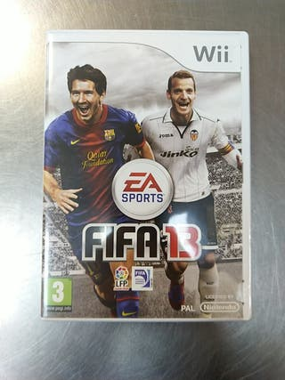 FIFA 13, Wii