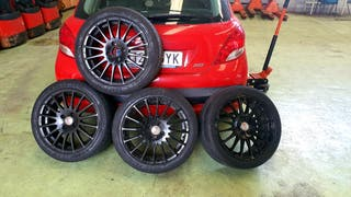 "LLANTAS OZ RACING SUPERTURISMO WRC 17"" 4X108"
