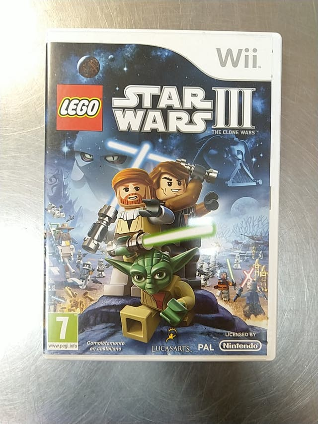 Lego Star Wars III, Wii