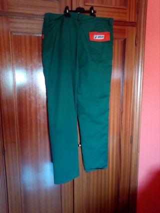 Pantalón Anticorte Motosierras