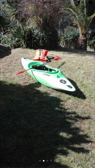 Se vende kayak perception