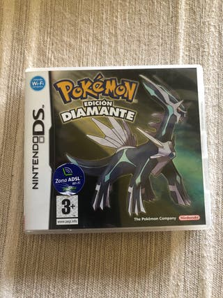pokemon Ds edición Diamante