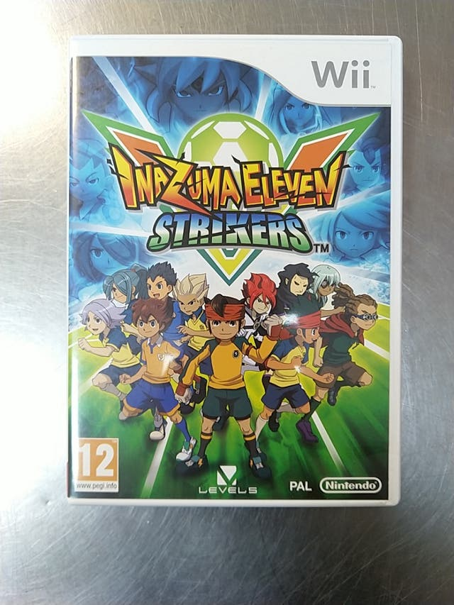 Inazuma Eleven Strikers, Wii