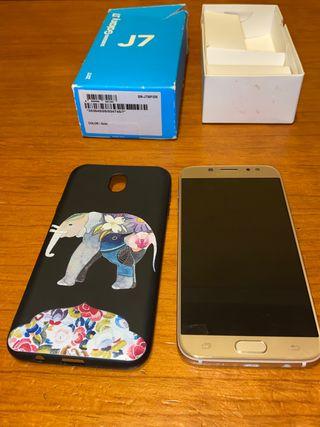 Vendo Samsung galaxy J7 2017 perfectas condiciones