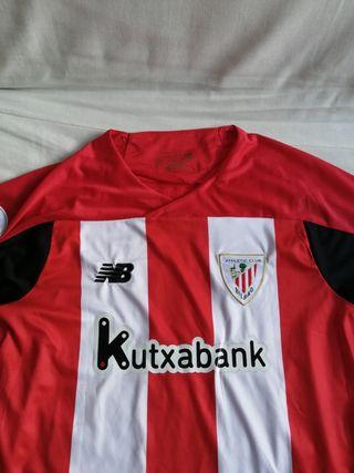 Camiseta Athletic Club Bilbao 19/20 Aduriz