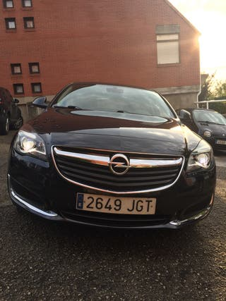 Opel Insignia Limousine H. B 2015