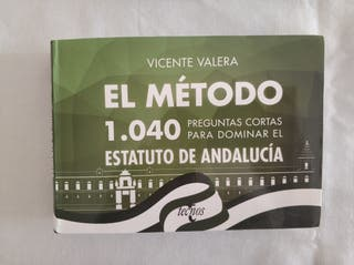 1040 Preguntas Estatuto Andalucía