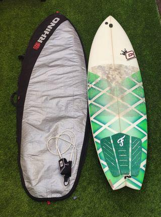 Tabla Surf Clayton 6.0
