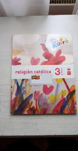 Religión Católica 3ro Primaria Editorial SM
