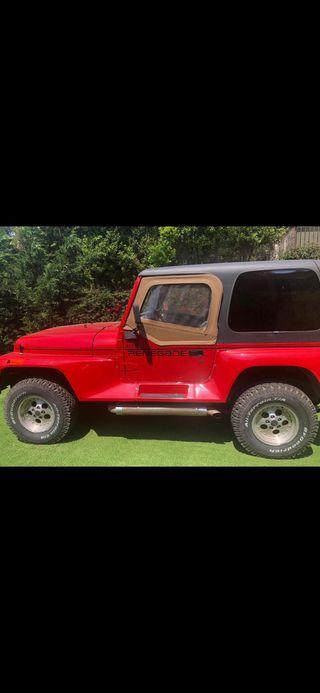 Jeep Wrangler 1993