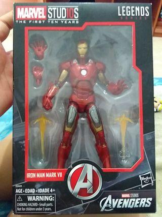 Iron Man Mark VII Hasbro