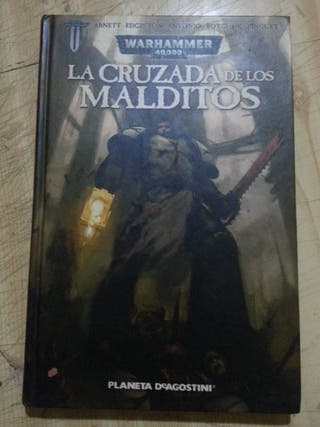 libros warhammer 40.000.