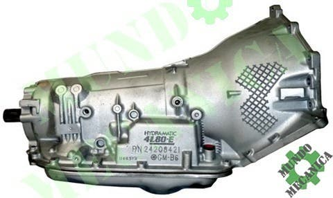 Manual Reparacion Caja Transmision 4L80E Chevrolet
