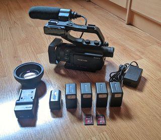 CAMARA DE VIDEO SONY PXW-X70 XDCAM