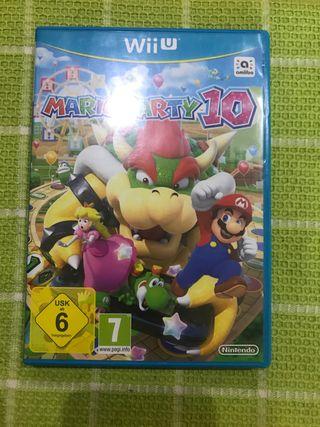 Mario Party 10 para Wii U