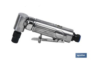 FRESADORA NEUMÁTICA 90º 6mm