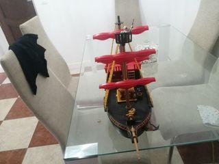 barco pirata de plei movil