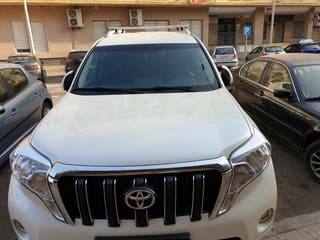 Toyota Land Cruiser 150 2016