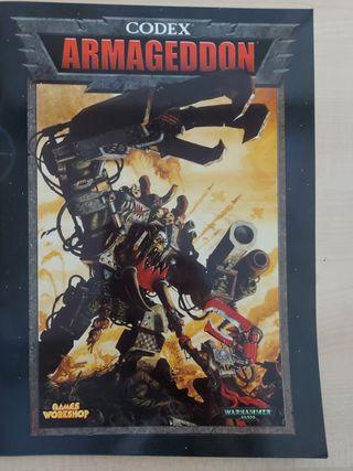 Codex Armageddon Warhammer 40000