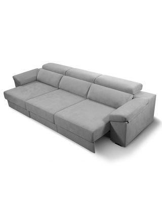 Sofá cama asientos extraibles