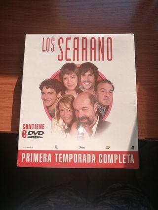 Serie DVD los serrano temporada 1