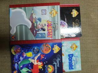libros comics Disney