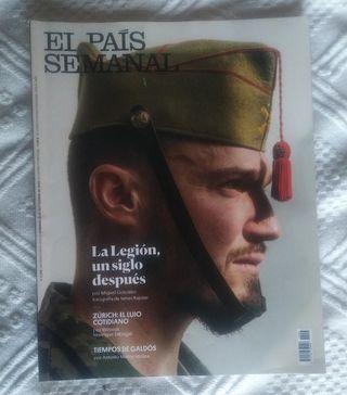 RevistaEl pais Semanal