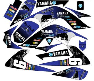 Adhesivos quad Yamaha Raptor 700
