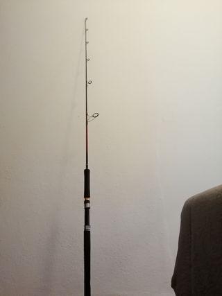 Caña pioner ultimat jig 170 gramos, PE1-3