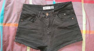 Shorts negros de Inside