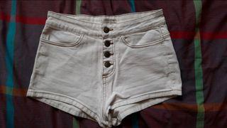 Shorts Shana blancos