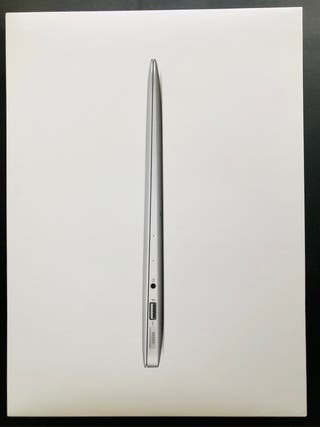 """Caja MacBook Air 13"""" 2017"""