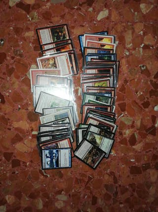 90 Cartas Magic