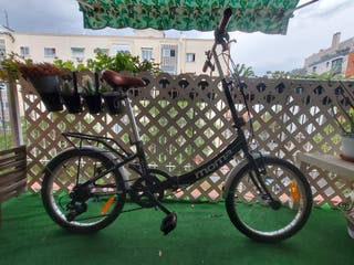 Bicicleta plegable First Class 2 MOMA SHIMANO