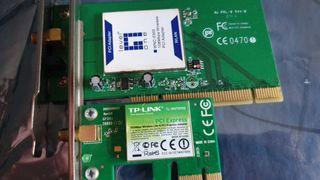 Tarjetas PCI Wifi