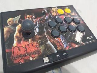 Arcade Stick inalámbrico Oficial Tekken 6 Hori ps3