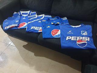 CAMISETA LOTE MILLONARIOS FC