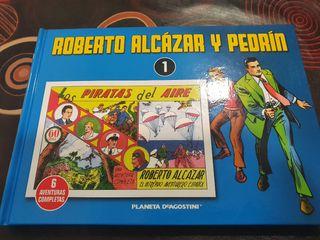 comic Roberto Alcázar y Pedrín 1