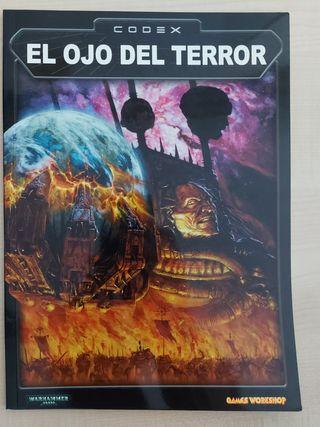 Codex El Ojo del Terror Warhammer 40000