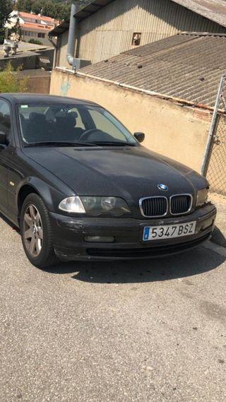 BMW 320 turbo diesel 2001