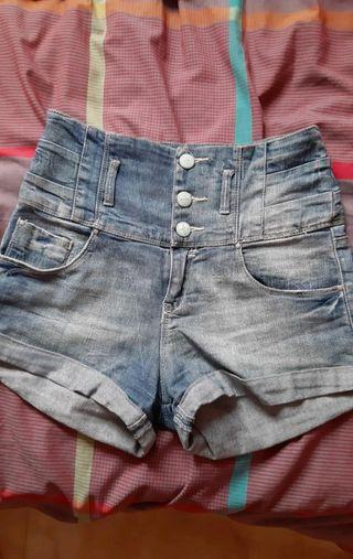 Pantalones cortos de Bershka