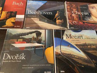 Colección 50 cds Música Clásica