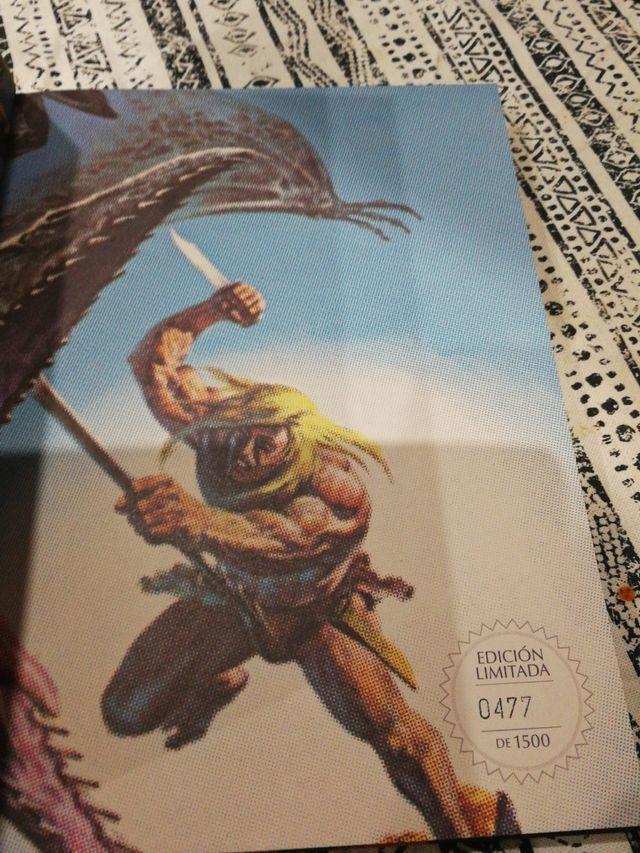 Marvel limited edition Ka-zar magazine. cómic