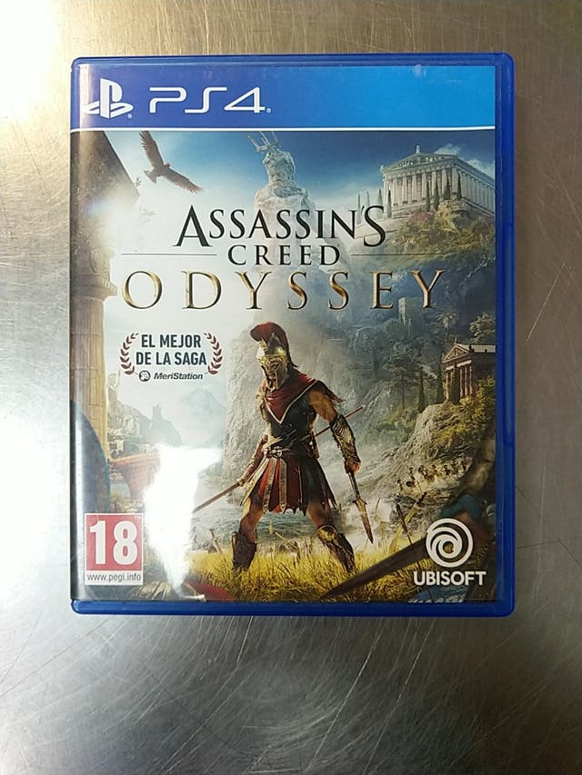 Assassin's Creed Odyssey, PS4