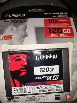 Disco duro ssd Kingston